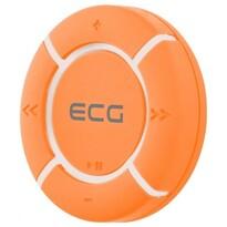 ECG PMP 10 mp3 přehrávač, 4GB, oranžová