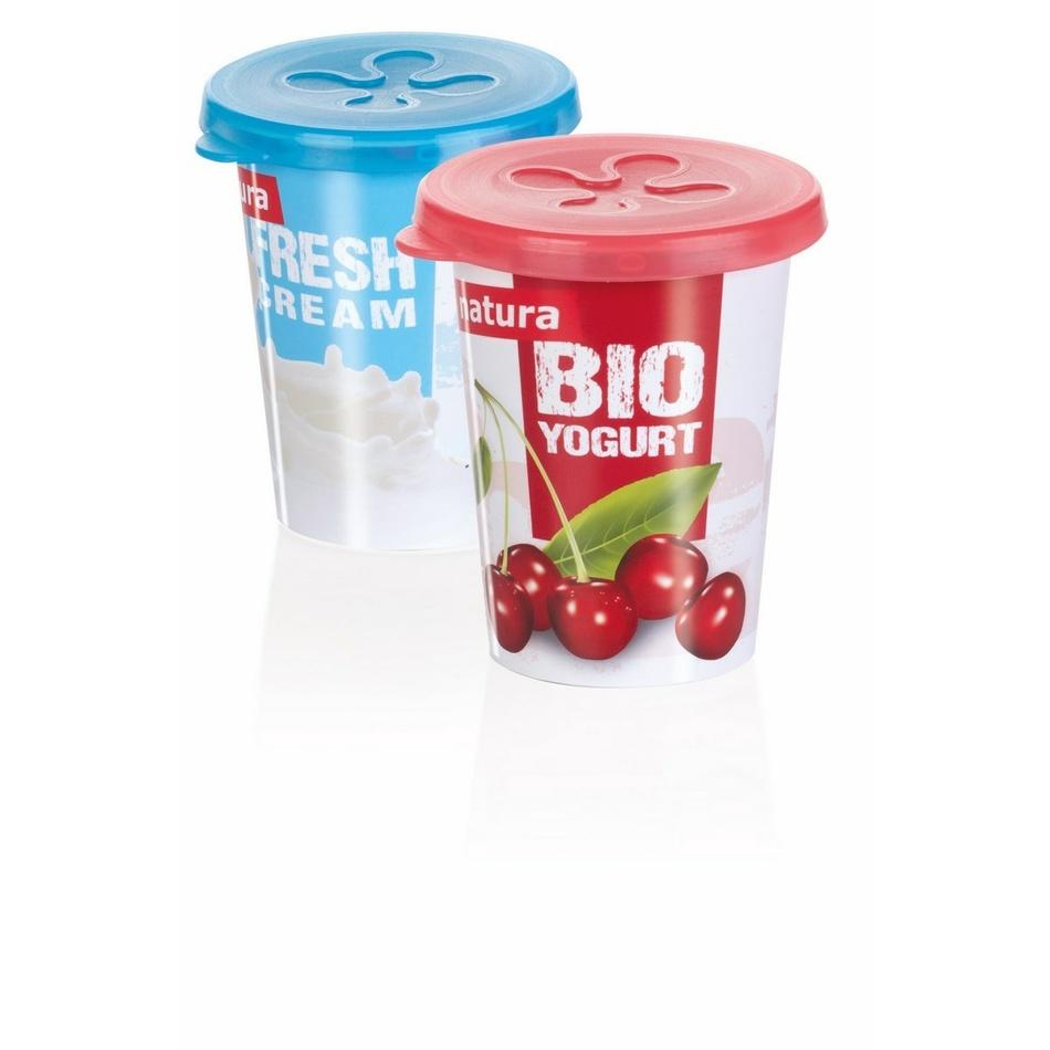 Tescoma PRESTO viečka na jogurty 7 cm, 2 ks