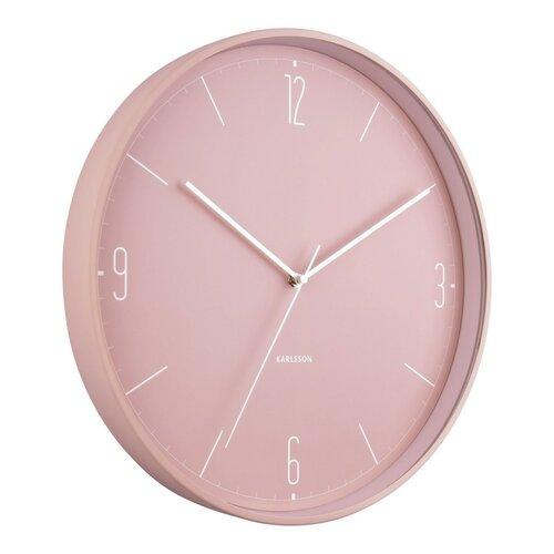 Ceas de design, de perete, Karlsson 5735PI, diam. 40 cm