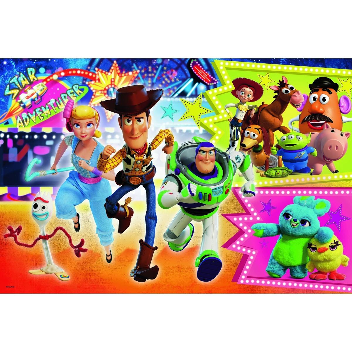 Trefl Puzzle Příběh hraček 4 MAXI 24 dílků