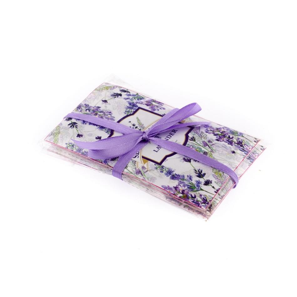 Sada vonných vrecúšok Lavender 3 ks, 10 g