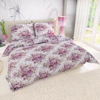 Kvalitex Eszter krepp ágynemű, rózsaszín