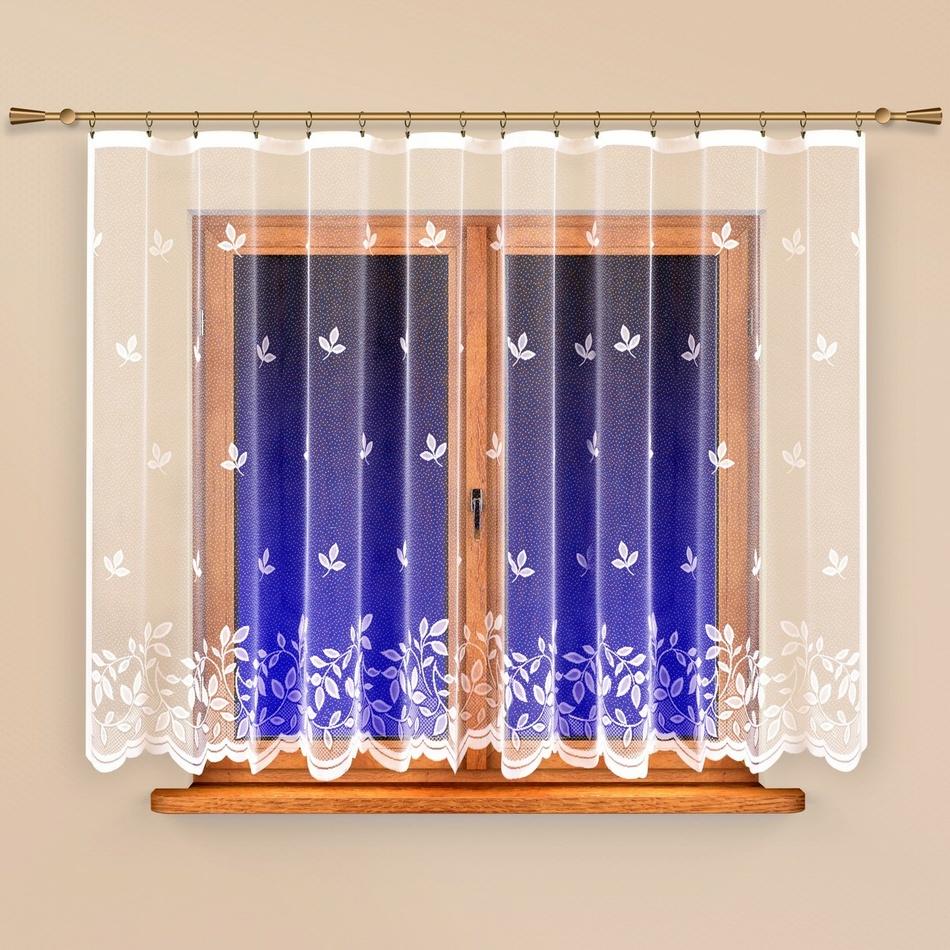 4Home Záclona Darina, 300 x 160 cm, 300 x 160 cm
