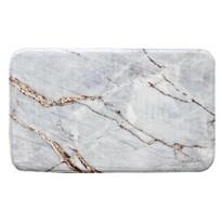 Covoraș din spumă cu memorie Domarex Soft Marble, 50 x 80 cm