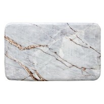 Doramex memóriahabos szőnyeg Soft Marble, 50 x 80 cm