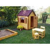 Dětský domek podlahou