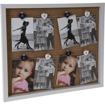 Ramka na fotografie do zawieszenia Memories, 51 x 43 x 3 cm