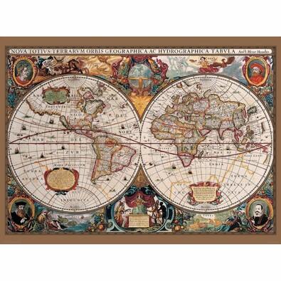 Fototapeta Antique Map, 232 x 315 cm