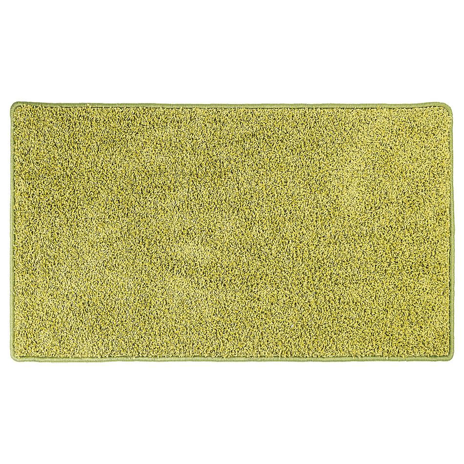 Vopi Kusový koberec Elite Shaggy zelená, 80 x 150 cm