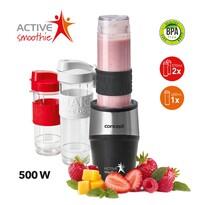 Concept SM3385 smoothie maker Active Smoothie500 W čierna 2 x 570 ml + 400 ml