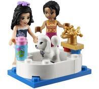 Lego Friends Zvířecí salón v Heartlake