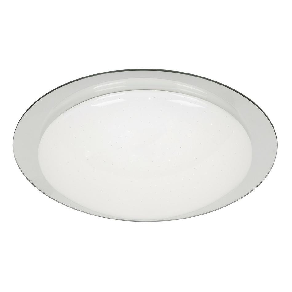 Fotografie Rabalux 2490 Minneapolis stropní LED svítidlo, bílá