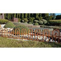 Bolt Kerti kerítés terrakotta, 2,3 m