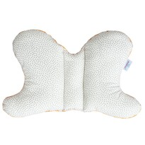 Pernă de copii Fluture Buline, 42 x 26 cm