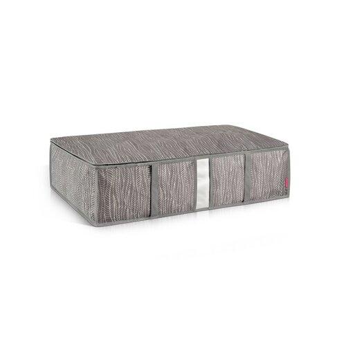 Tescoma Obal na přikrývky Fancy Home, 80 x 52 x 20 cm, béžová