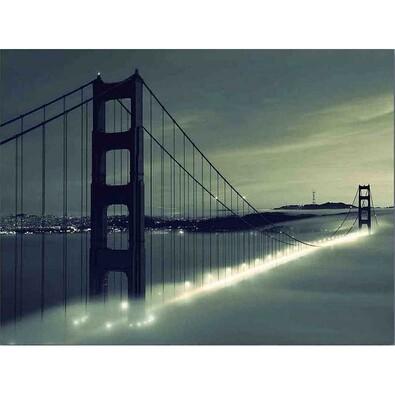 Obraz skleněný Golden Gate Bridge