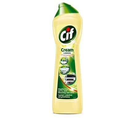 Cif Cream citrus tekutý písek 500 ml