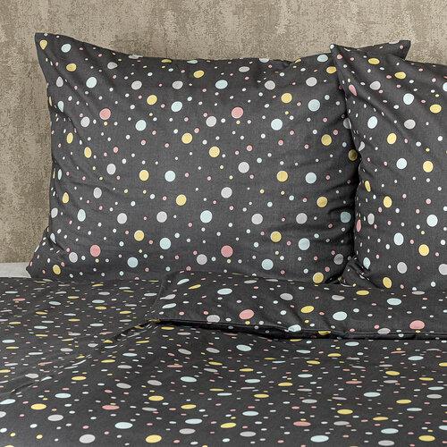 4Home Bavlnené obliečky Bodky pastel, 140 x 220 cm, 70 x 90 cm