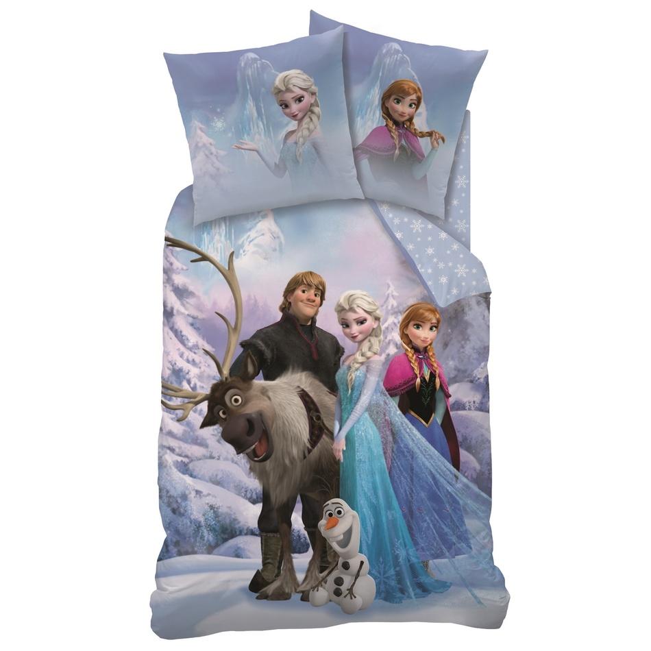 CTI Detské obliečky Sven Ľadové kráľovstvo Frozen, 140 x 200 cm, 70 x 90 cm