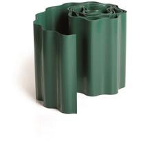 Bordură gazon, Verde, 15 cm x 9 m