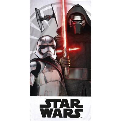 Osuška Star Wars VII Kylo Ren, 70 x 140 cm