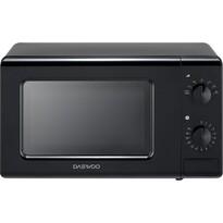 Daewoo KOR 6S20K kuchenka mikrofalowa, czarny