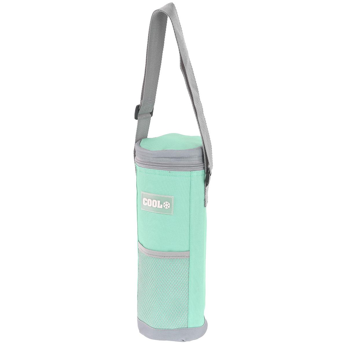Koopman Chladicí taška na láhev zelená, 1,5 l