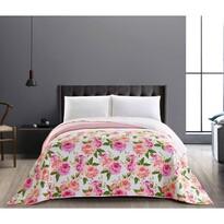 DecoKing English Rose ágytakaró, 220 x 240 cm