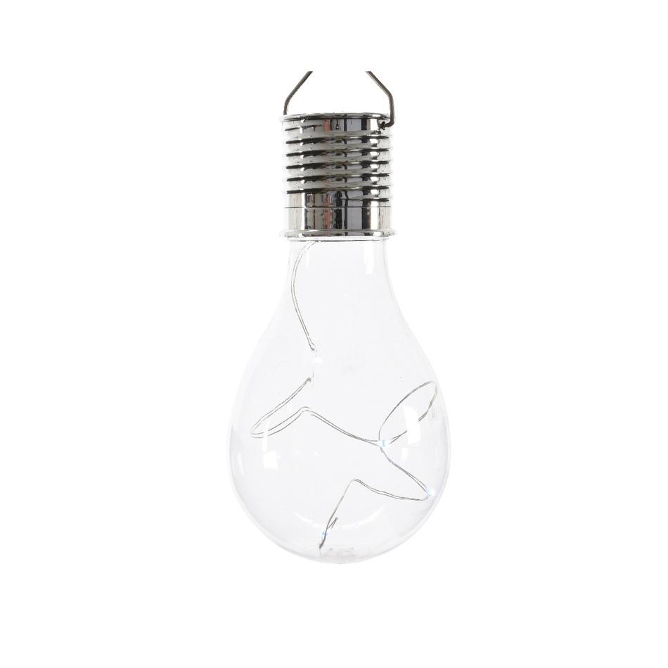 Solární světlo Bulb 4 LED, 14 cm