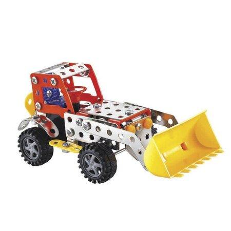 Kotrógép gyerek építő játék, 12 cm