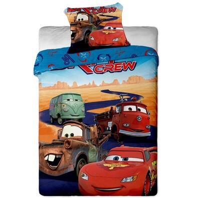 Dětské bavlněné povlečení Cars 2016, 140 x 200 cm, 70 x 90 cm