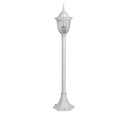 Rabalux Milano 8335 venkovní stojací lampa na noze bílá