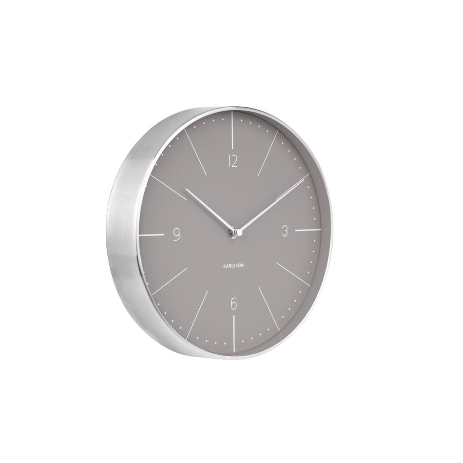 Produktové foto Nástěnné hodiny Karlsson 5682GY