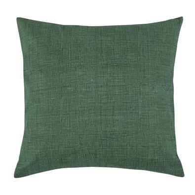 Pernă Adéla Uni verde închis, 40 x 40 cm