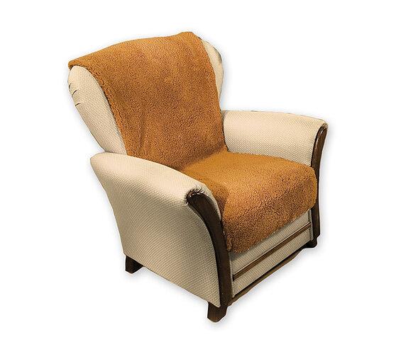 Prehozy na sedaciu súpravu krémová, sada 5ti kusov