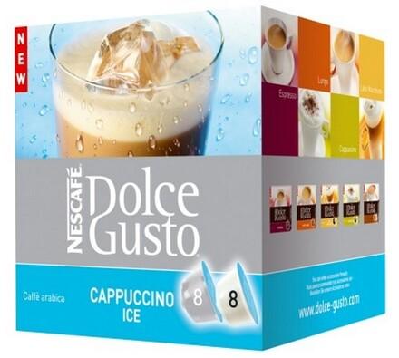 Kapsle NESCAFÉ Dolce Gusto ICE CAPUCCINO 16 ks
