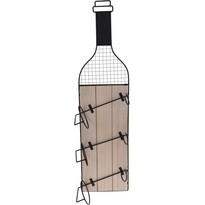 Stojan na zavesenie na 3 fľaše vína