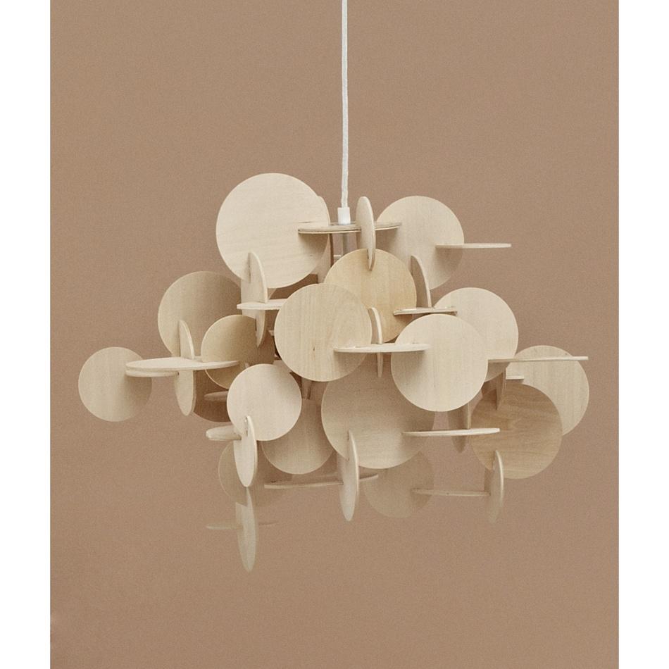 Normann Copenhegen Luster Bau Lamp S 44 cm, prírodná