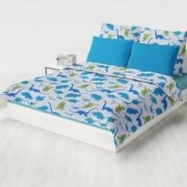 Cuvertură de pat copii Domarex DINO, 150 x 200 cm