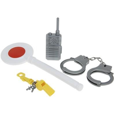 Dětský policejní set, 4 ks