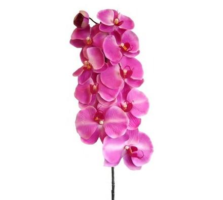 Uměla květina orchidej,  lavender