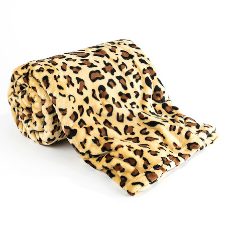 Deka Light Sleep Leopard, 150 x 200 cm