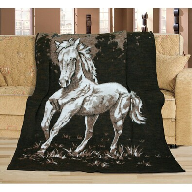 Deka Karmela Kůň, 150 x 200 cm