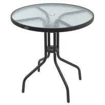 Cattara Záhradný okrúhly stôl Terst, priemer 70 cm