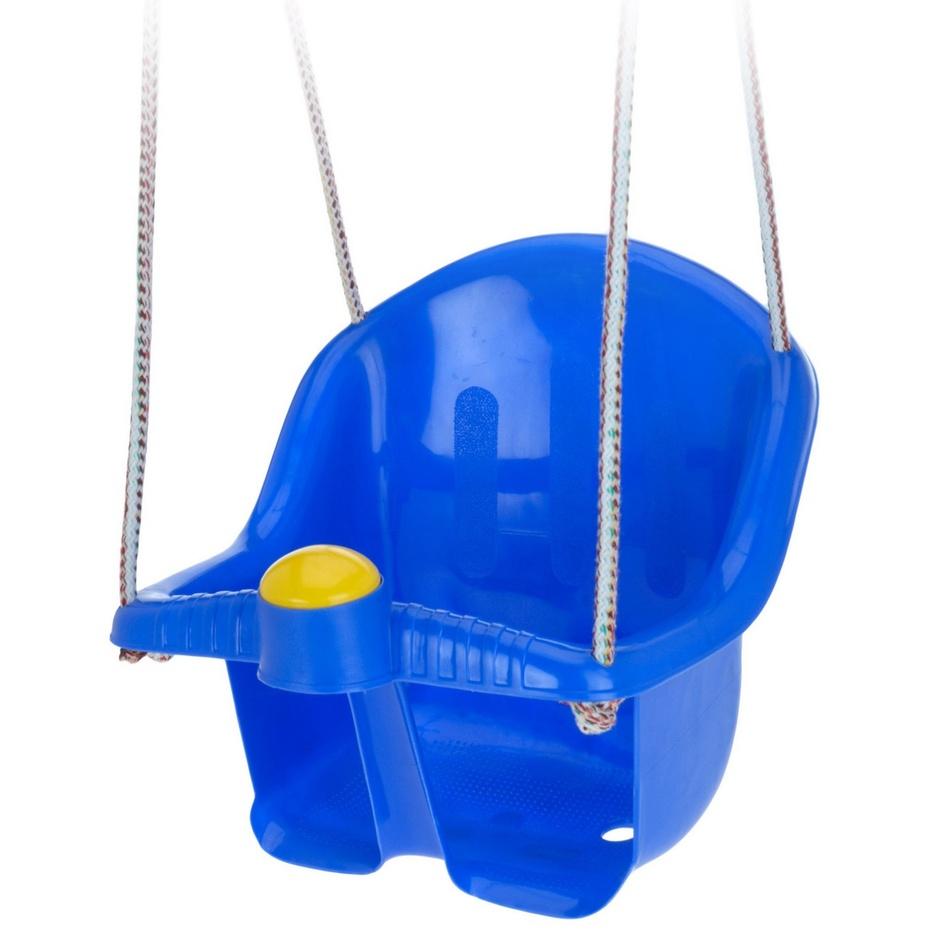 Detská záhradná hojdačka Sway, modrá