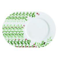 Luminarc Herbier desszertes tányér készlet, 19 cm, 6 db
