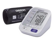 Vánoční balení Tlakoměr Omron M3 s barevným indikátorem hypertenze + adaptér ZDARMA