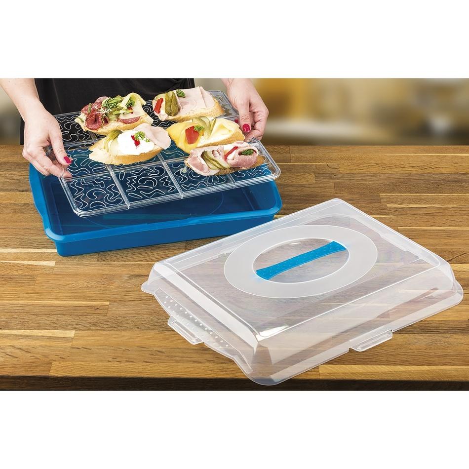 Produktové foto Přenosný box na potraviny