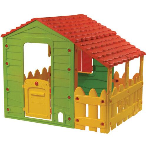 Domček FARM s verandou