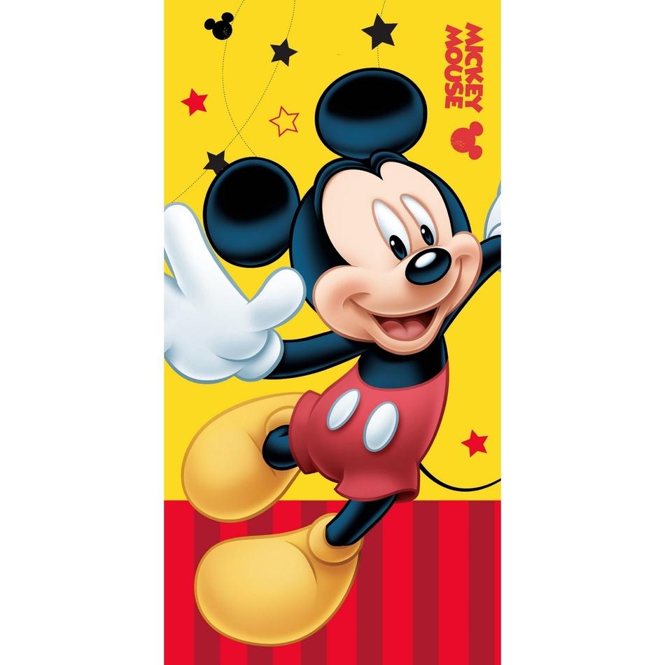 Jerry Fabrics Osuška Mickey 2015, 75 x 150 cm